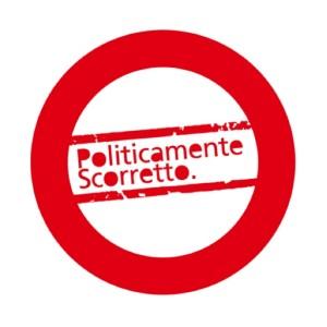 Logo Politicamente Scorretto grande